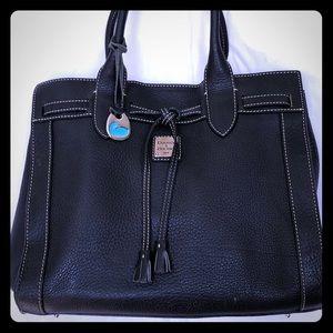 Dooney & Bourke Large leather handbag